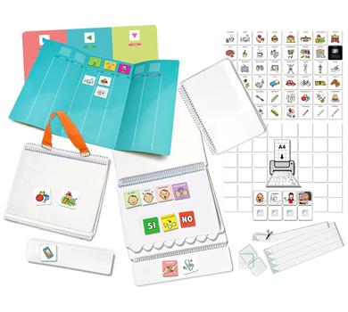 ECCOME SET-PECS.CARDS - QA4